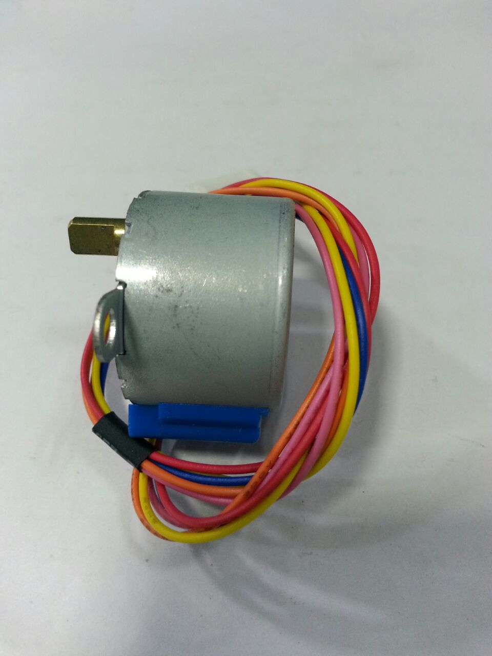 Unipolar Stepper Motor Usm 28byj 48 5v Dc Rajiv Electronics Wiring